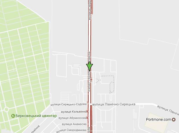 Маршала Гречко улица
