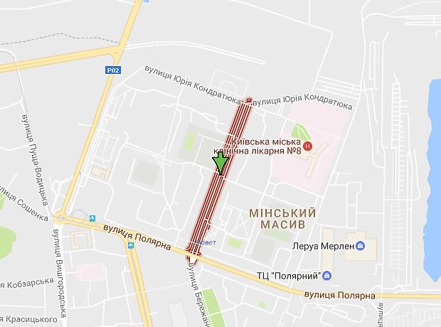 Маршала Рокоссовского проспект