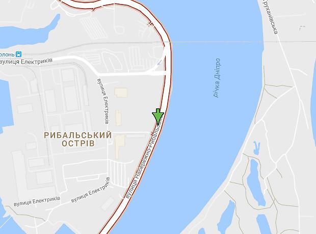 Набережно-Рыбальская улица