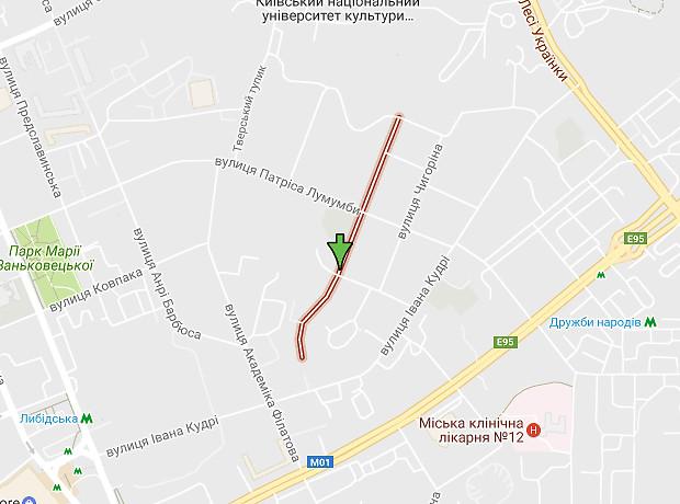 Николая Раевского улица