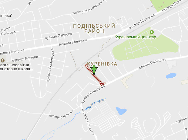 Одоевского переулок