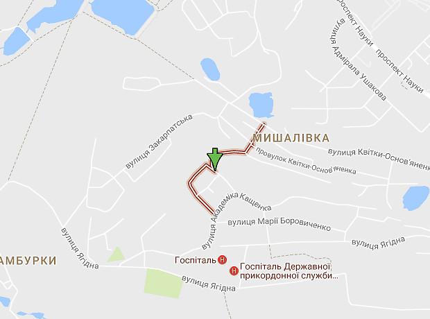 Парникова вулиця