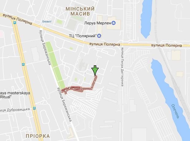 Петра Панча вулиця