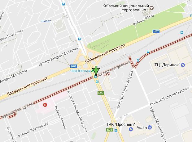 Попудренко улица