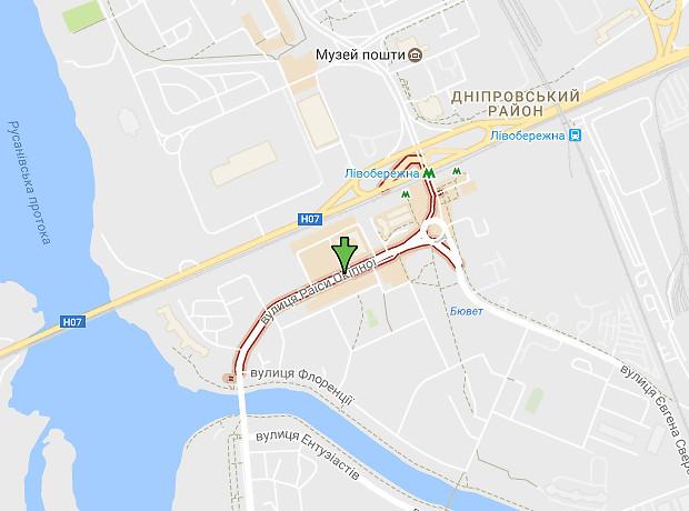 Марины Расковой улица