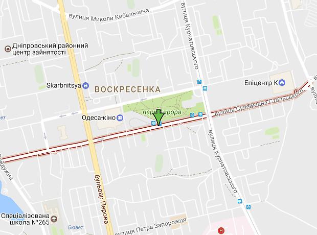 Сулеймана Стальского улица