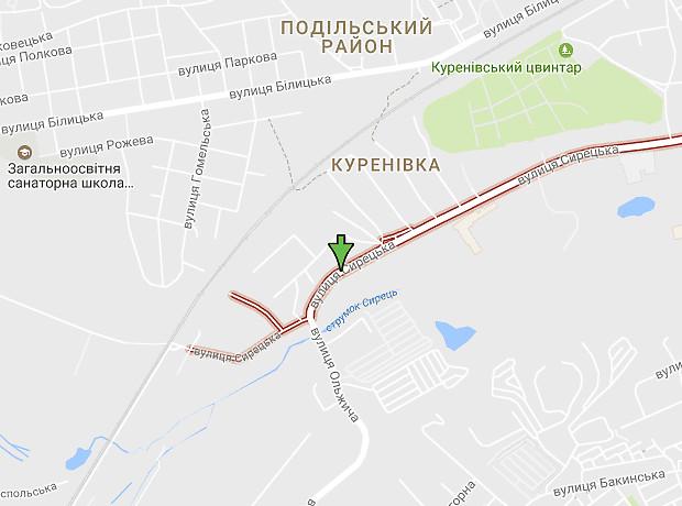 Сырецкая улица