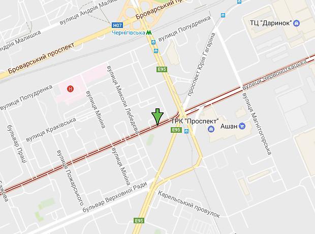Красноткацкая улица