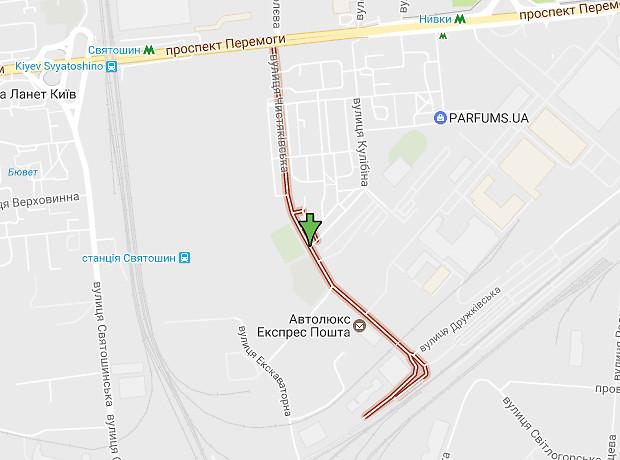 Чистяковская улица