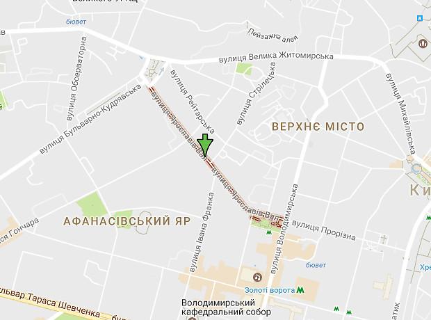 Ярославов Вал улица