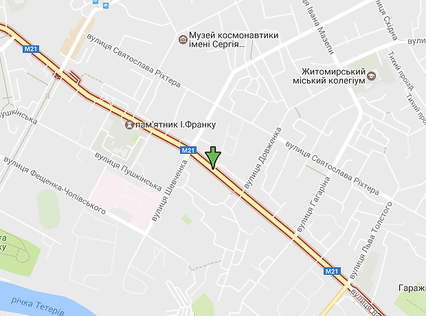 Большая Бердичевская улица