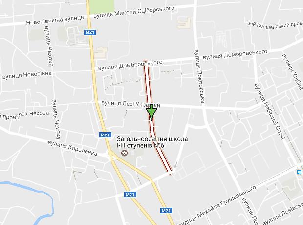 Войкова вулиця