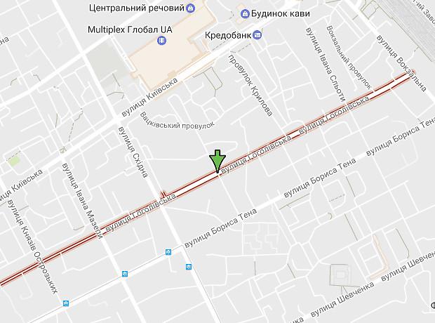 Гоголевская улица
