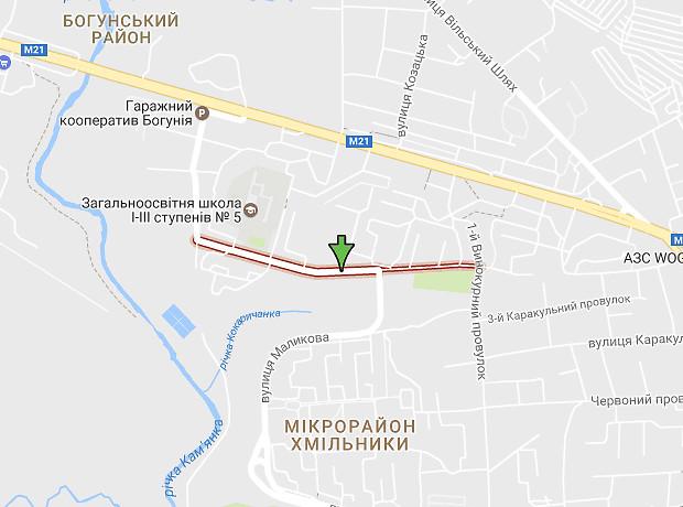 Клосовского Александра улица