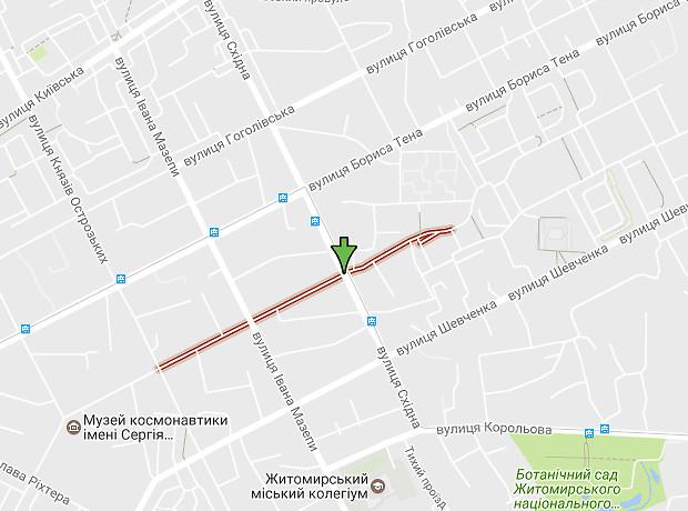 Леваневского улица