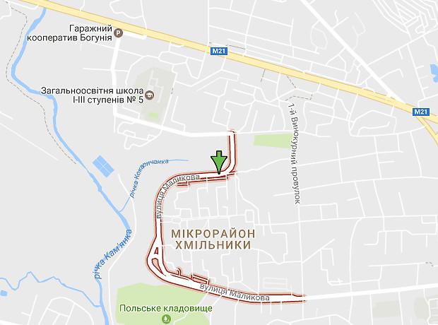 Маликова вулиця