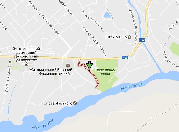 Павликовский 1-й переулок
