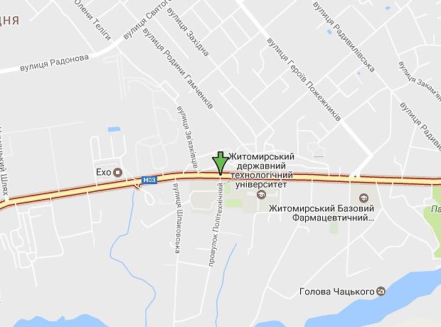 Черняховского улица