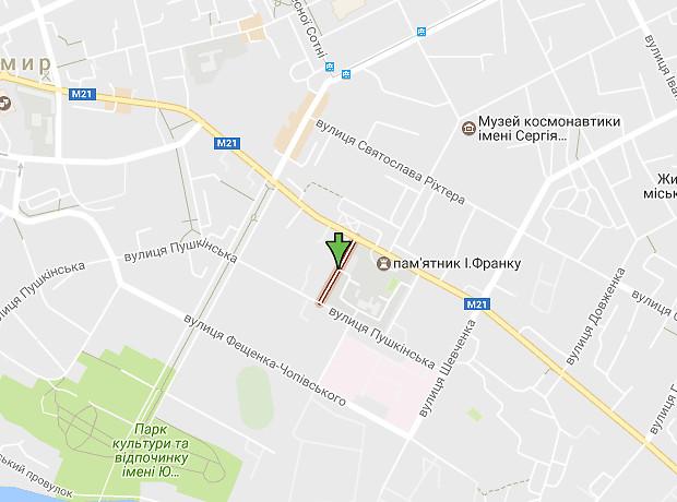 Черновола улица