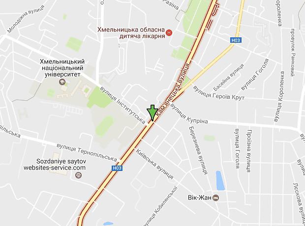 Каменецкая улица