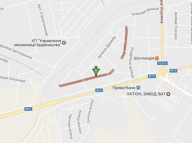 Катионовская улица