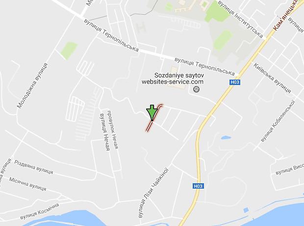 Храновского улица