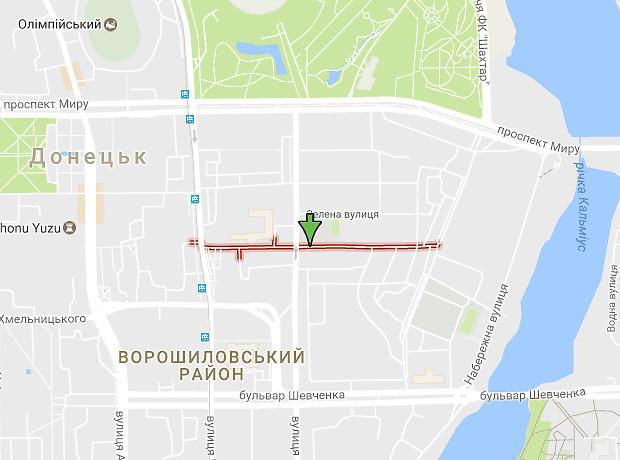 Генерала Антонова улица