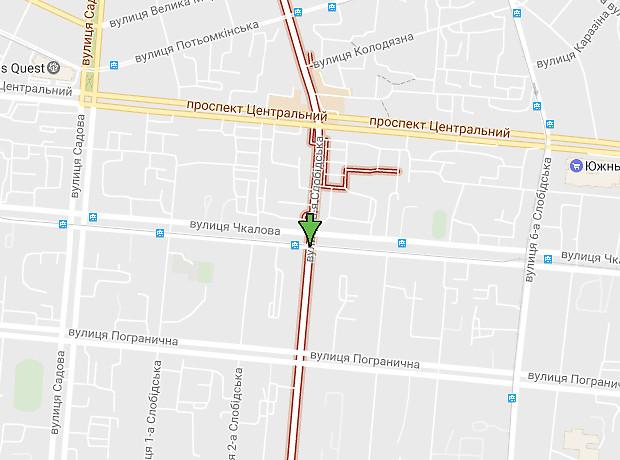 Дзержинского улица