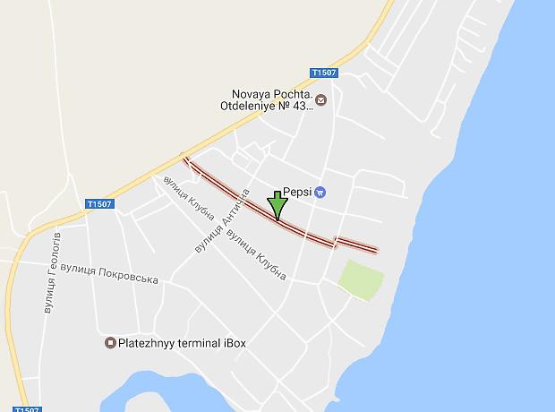Измаильская (Варваровка) улица