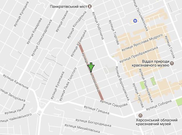 Шолом-Алейхема улица