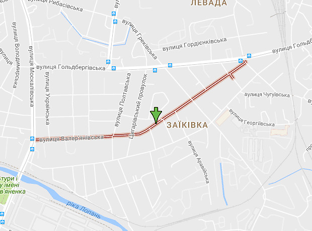Валерьяновская улица