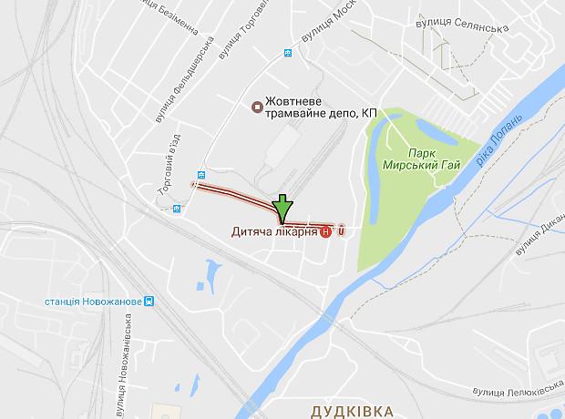 Власенко улица