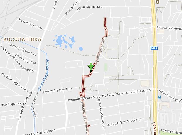 Грозненская улица