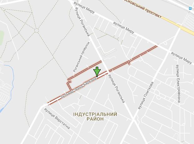 Ивана Каркача бульвар