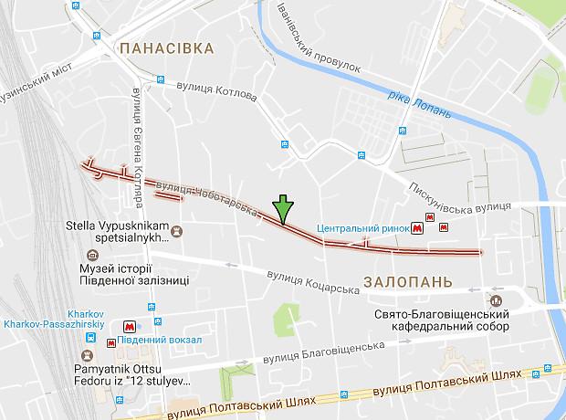 Чеботарская улица