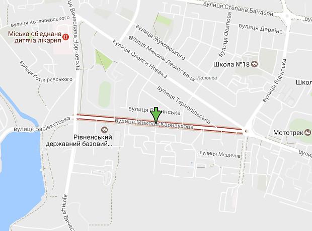 Мирющенко улица