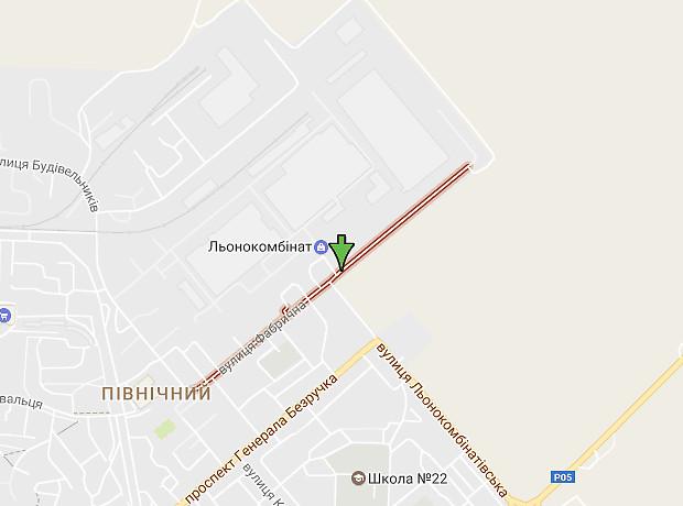 Фабричная улица