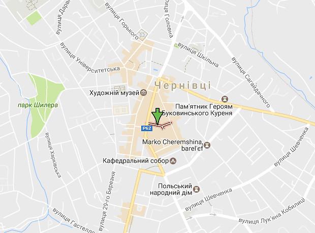 Кохановского Антона улица