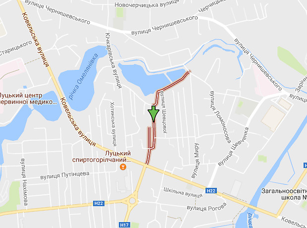 Макарова улица