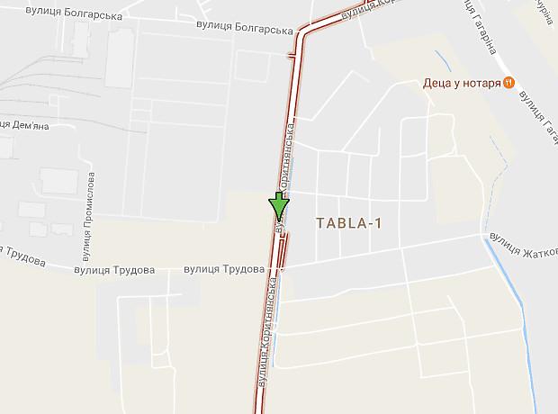 Коритнянская улица