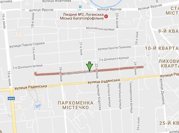 Донецкая 4-я улица