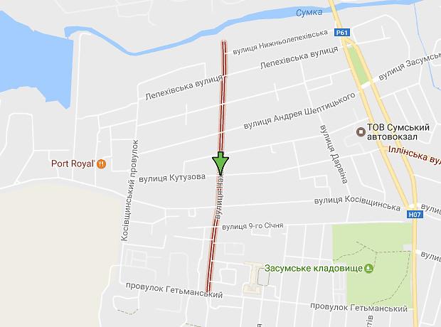 Нахимова улица