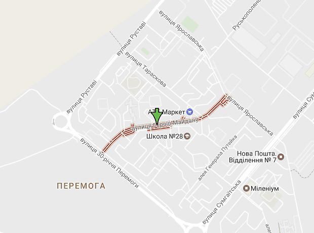 Гайдара улица