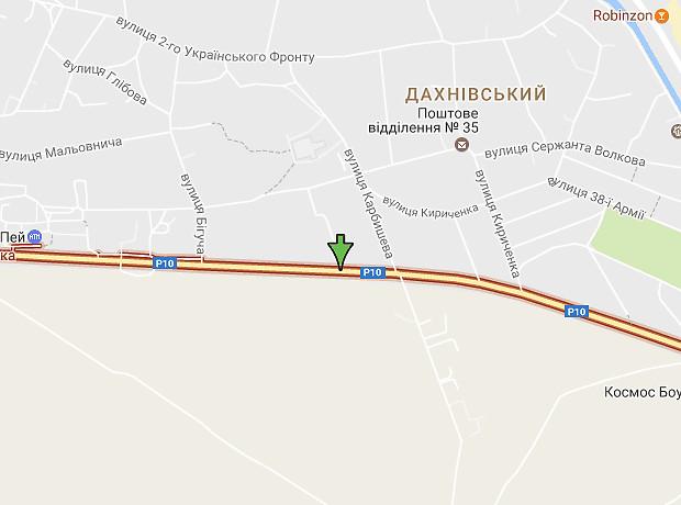 Каневская улица