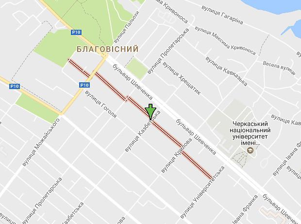 Ломоносова вулиця