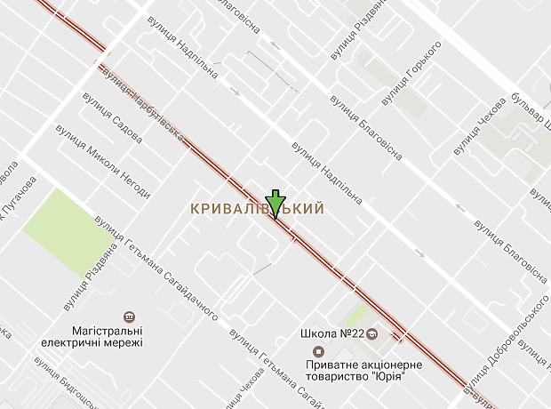 Петровского улица