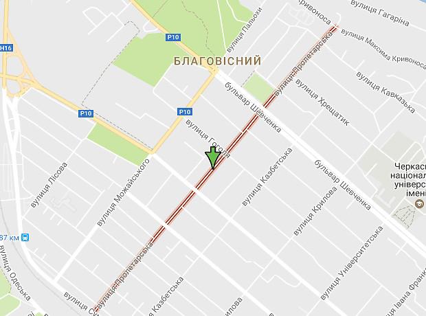 Пролетарская улица