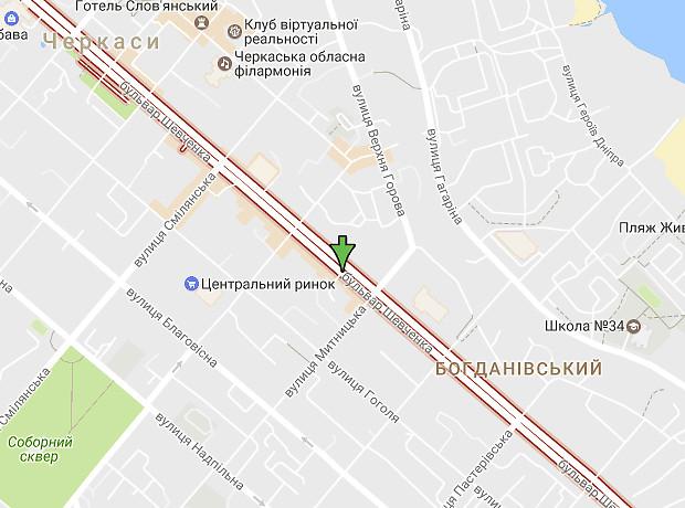Шевченко бульвар
