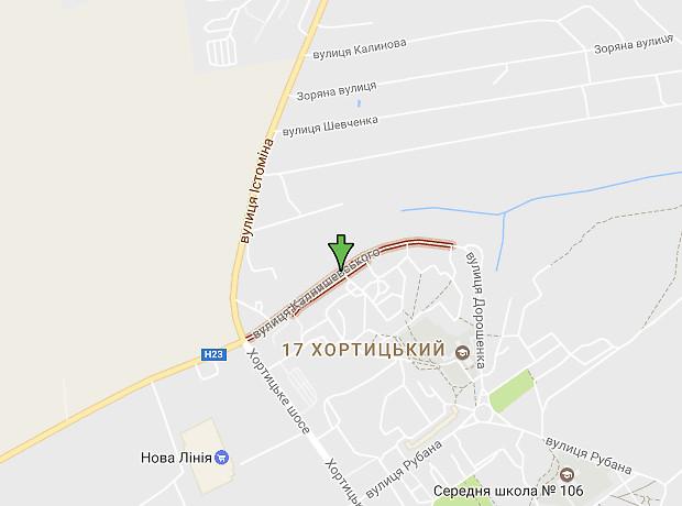 Калнышевского улица