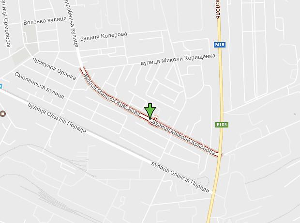 Краснова Николая улица